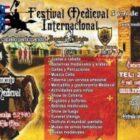 1er. FESTIVAL MEDIEVAL INTERNACIONAL