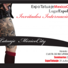 EXPO TATUAJE MEXICO CITY 2010