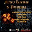 MITOS Y LEYENDAS DE ULTRATUMBA