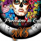 MEGA PROCESIÓN DE CATRINAS 2015