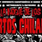 LA NOCHE DE LOS CHILANGOS MUERTOS DE MIEDO