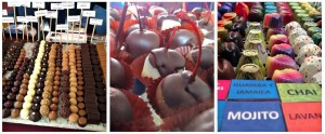 CHOCOLATE COLLAGE-
