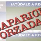 DESAPARICIóN FORZADA