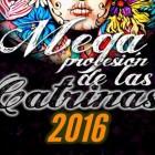 MEGA PROCESIÓN DE LAS CATRINAS 2016