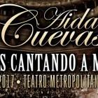 AIDA CUEVAS 40 AñOS CANTANDO A MÉXICO