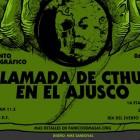 LA LLAMADA DE CTHULHU EN EL AJUSCO