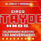 CIRCO ATAYDE HERMANOS 130 ANIVERSARIO