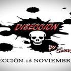 DISECCIÓN 13 NOVIEMBRE 2018