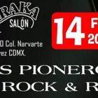 PIONEROS DEL ROCK & ROLL