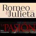 ROMEO Y JULIETA Y LA PASIÓN, DANZA CONTEMPORÁNEA